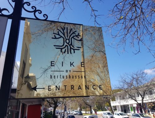 Eike Restaurant, A Personal Experience – celebrating our Heritage!