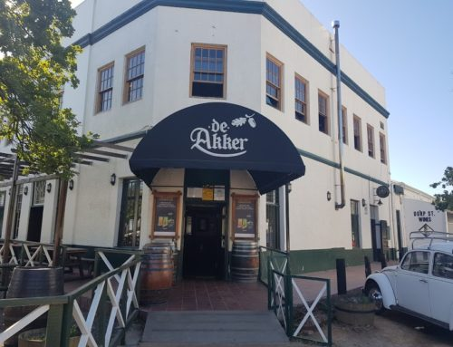 De Akker: A Legendary pub for the people of Stellenbosch