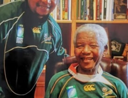 Vusi Kama: His journey to become Media Manager SA Rugby